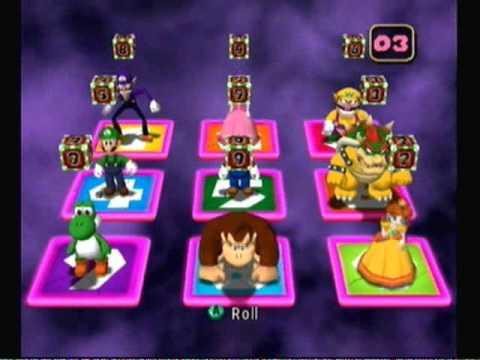 Mario Party 4 Panel Panic