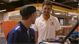 It's Your Game - Jake & Mitchell Starc
