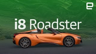 BMW i8 Roadster First Look LIVE at LA Auto Show 2017