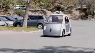 Googles selbstfahrendes Auto | Journal