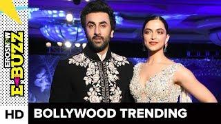 Ranbir Kapoor and Deepika Padukone on the ramp! | Bollywood News | ErosNow eBuzz