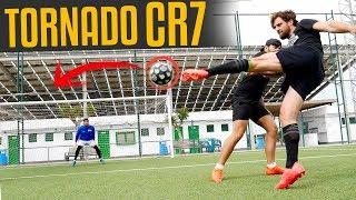 EL TORNADO DE CRISTIANO RONALDO ( CR7 FIFA 18) - Trucos, Goles y Jugadas de Futbol