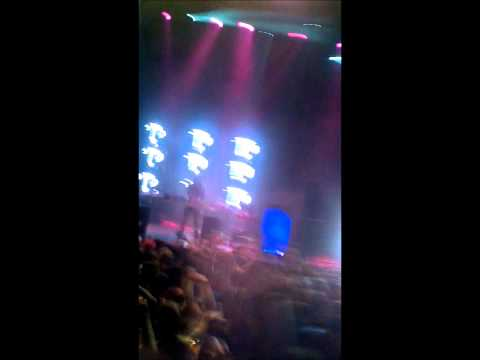 Skrillex @ The Pageant - Move Bish!