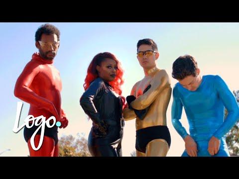 Xxx Mp4 Superheroes Gay Skit Happens Logo 3gp Sex