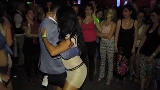 رقص بنت وحبيبها دلع ساخن ومثير، (رقص كيك _ كيك بنات) , رقص دقني معلاية جديد, اجمل جسم