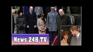 The day kate showed meghan how to curtsy | News 24H TV