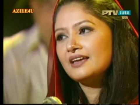 Meri Chunni Diyan Reshmi Tandan Hina Nasrullah HD میری چُنی دیاں ریشمی تنداں