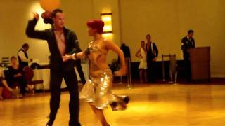 Fred Astaire -Verona, NY  Competition 2010  Pro's Dancing