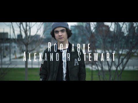 Rockabye - Clean Bandit ft. Sean Paul & Anne-Marie (Cover by Alexander Stewart) Mp3