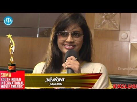 Nandita Tamil Actress Dance Rehearsals || SIIMA 2014, Malaysia