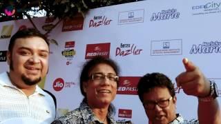 Cactus Band at the Mirchi Music Awards Bangla 2016