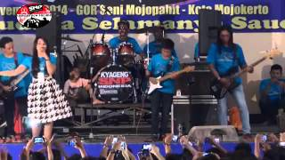 TEMU AKRAB SNP INDONESIA KE2 SEJENGKAL TANAH DEVI ALDIVA #1