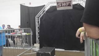Taya Valkarie vs. Cheerleader Melissa