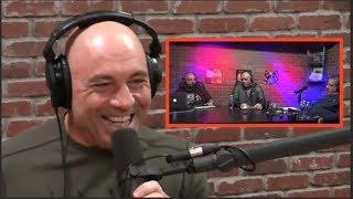 Joe Rogan Tells Funny Joey Diaz/Church of What's Happening Now Story