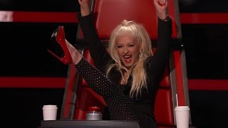 The Voice Season 10 - The Queen Is Back (Christina Aguilera)