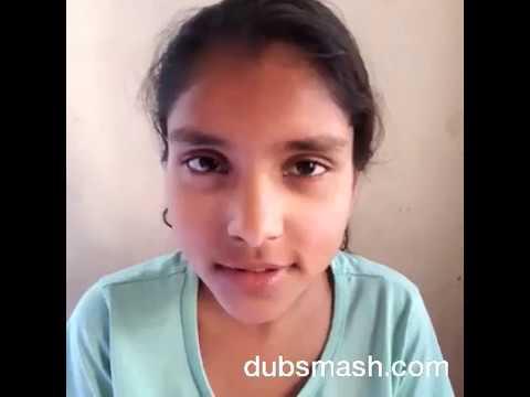 Desi Punjabi Dubsmash By Cute Little Girl