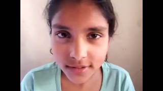 Desi Punjabi Dubsmash By Cute Little Girl