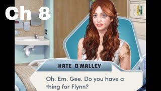 Choices:- Veil Of Secrets Chapter #8 Flynn's Route (Diamonds used)