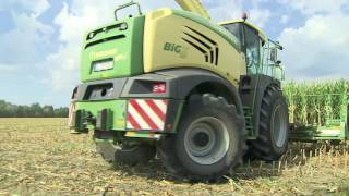KRONE BiG X 480 530 580 630 Forage Harvester