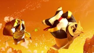 Kung Fu Panda 3 - Kung fu fighting [HQ]