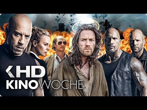 KinoWoche #15 | Neue Filme im Kino (2017)
