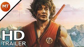 DRAGON BALL Z Official Trailer (2018) Trunks Origins Sci-Fi Action Movie HD