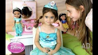 Transform Emily into a Princess- Princess Range Dolls
