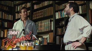 Armie Hammer on Golden Globe Nomination for Call Me by Your Name