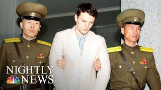 Otto Warmbier's Death: President Donald Trump and the US Respond   NBC News