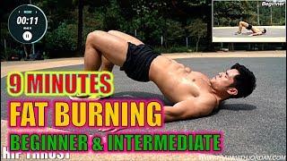 9 Minute Fat Burning - Beginner & Intermediate Level