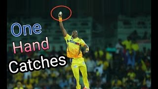 Top 10 One Hand Catches In Cricket History (Updated 2016)