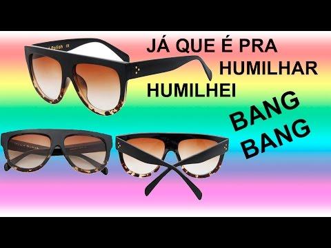 Review #33 Óculos de Sol AFOOF | UV400