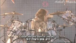 X JAPAN (X) - Jade LIVE 2010 (Korean, Japanese, English Sub)