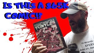 Amazing Storage Unit Finds | IS THIS COMIC WORTH $65K ON EBAY