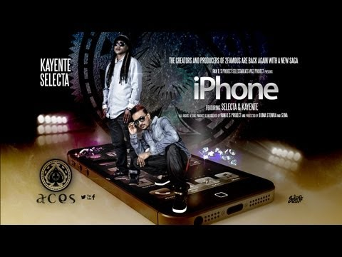 Ran D.'s Project ACES - The Official IPHONE - SELECTA & KAYENTE