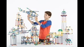 K'NEX: If you can imagine it, you can BUILD it!