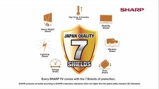 Sharp - Why Sharp LED TV is The BEST LED TV