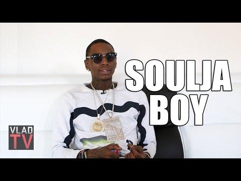 Soulja Boy Explains Shout Out to Slave Masters Comment BET Set Me Up