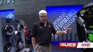 Chevrolet Performance Garage Bay 2: Camaro Parts - The BLOCK