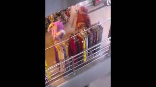 desi indian girl dating in shopping mall city center in bombay