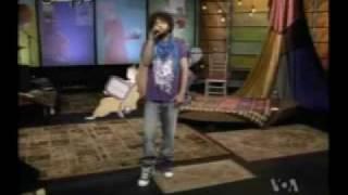 شاهین نجفی - اجرای زنده در شبکه صدای آمریکا - نوروز 1389