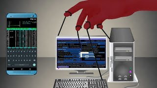 Взлом компьютера через телефон без ROOT прав
