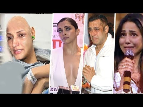 Xxx Mp4 All Bollywood Celebs Latest EMOTIONAL Reaction On Sonali Bendre S Sudden SHOCKING News 3gp Sex