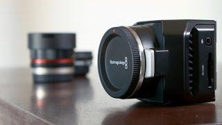 Tested: Blackmagic Micro Cinema Camera