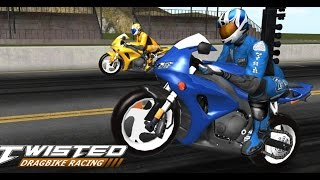 Twisted: Dragbike Racing - Android Gameplay HD