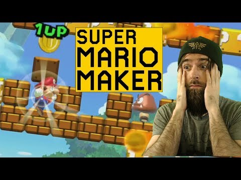 Horrible Disgusting Layer After Trolly Layer SUPER EXPERT NO SKIP 54 SUPER MARIO MAKER