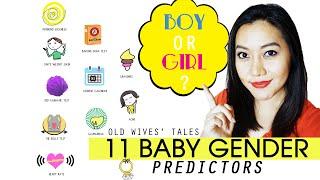 Boy or Girl? l 11 Baby Gender Predictors ~ Old Wives