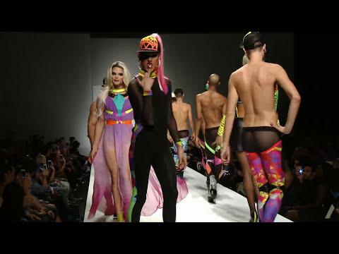 Marco Marco LA - SS14 Fashion Runway show