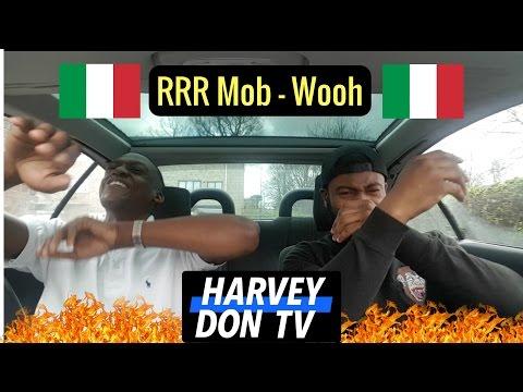 RRR Mob - Wooh Reazione