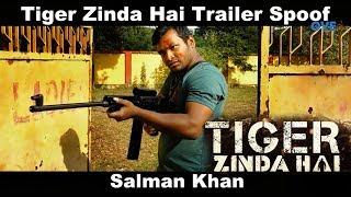 Tiger Zinda Hai Trailer Spoof | Salman Khan | OYE TV